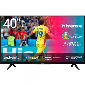 Телевизор Hisense 40B6700PA Smart TV Full HD черный
